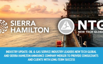 New Tech Global & Sierra Hamilton